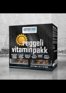 KATUSFOOD Reggeli vitaminpakk 30db