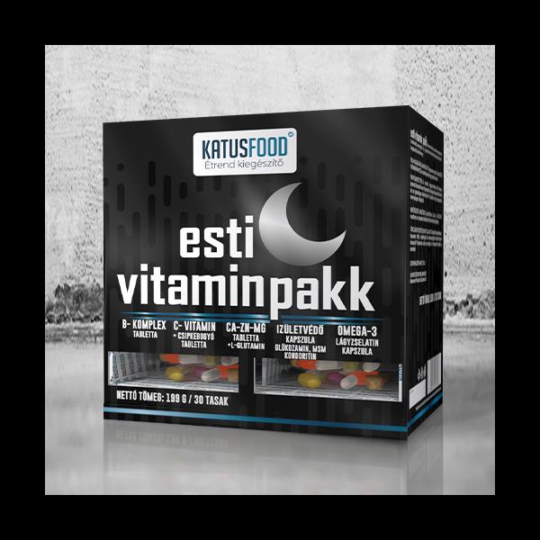 KATUSFOOD Esti vitaminpakk 30db